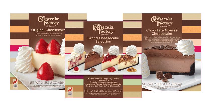 Whole Cheesecakes (Freezer)