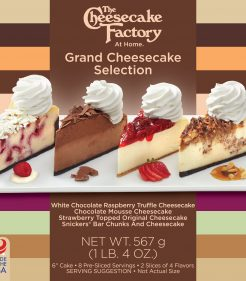 6 inch Grand Cheesecake Selection