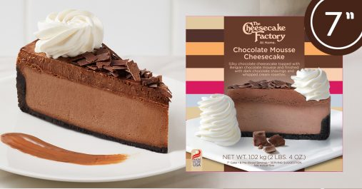 7 Inch Whole Cheesecakes
