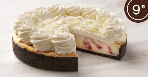 "9"" Cheesecakes 14 Pre-Sliced"