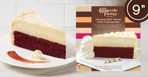 9 Inch Whole Cheesecakes