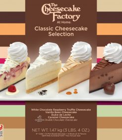 9 INCH CLASSIC CHEESECAKE SELECTION