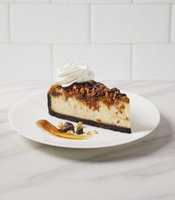 10 inch Candy Bar Cheesecake