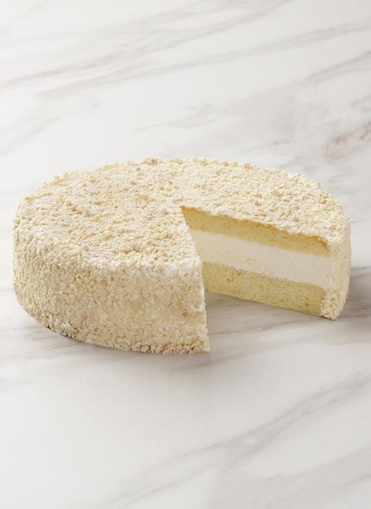 Italian Cream Torte