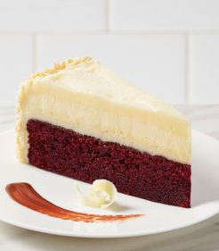 "9"" Red Velvet Cake Cheesecake"